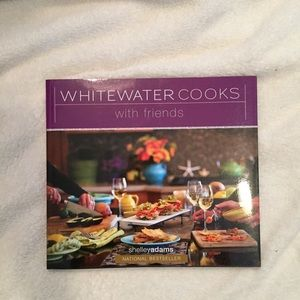 Whitewater Cooks with friends recipe book